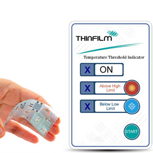ThinFilm Smart Label Sensor Screenshot