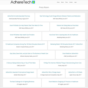 Adheretech Press