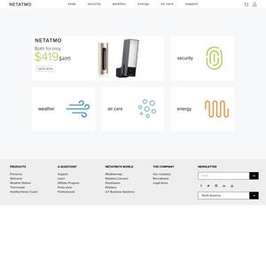 Netatmo E-Shop
