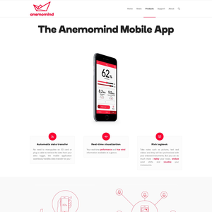 Anemomind Mobile APP