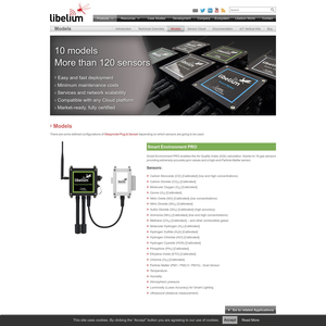 Pedestrian and vehicular analytics with Meshlium Xtreme Product