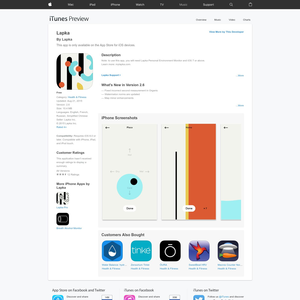 Lapka App