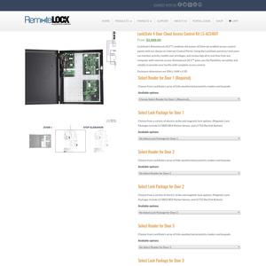 LockState RemoteLock Product