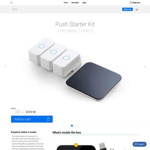 MicroBot Push Product