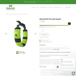 Moocall Product