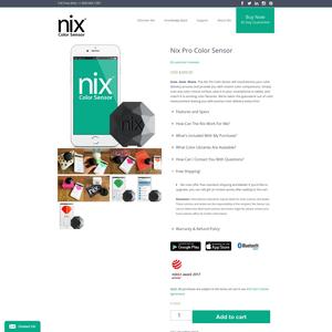 Nix Product