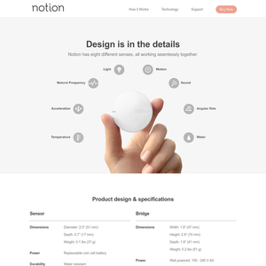 Notion Support