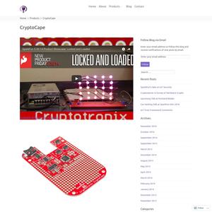 Cryptotronix Product