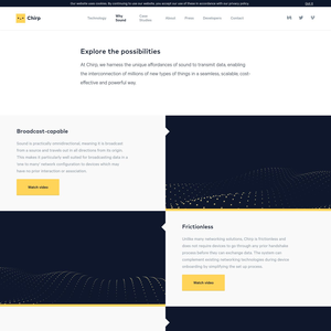Chirp Services