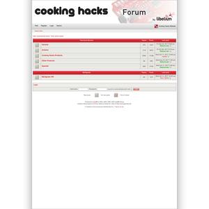 Cooking Hacks Open Garden Forum