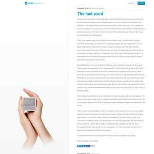 CubeSensors Blog