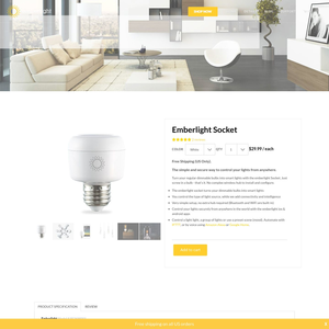 Ember Product