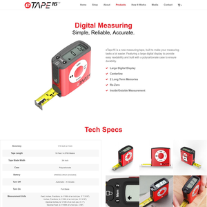 eTape16 Product