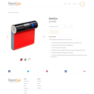 GeniCan Product