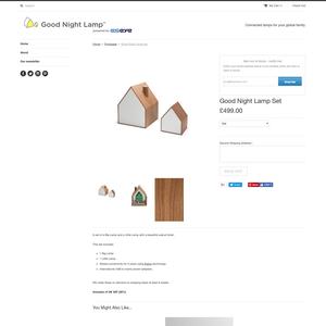 Good Night Lamp Product