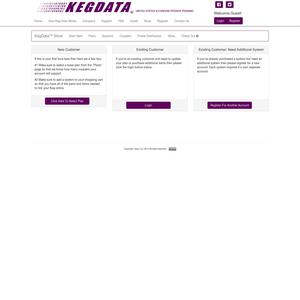 KegData Store