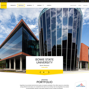 SageGlass Portfolio