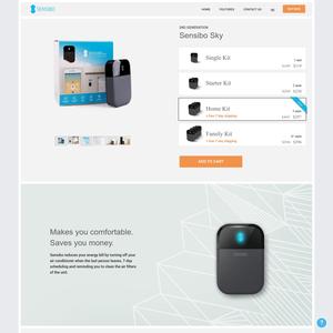 Sensibo Products