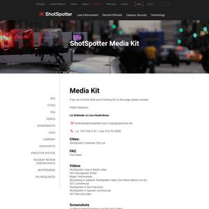 ShotSpotte Media Kit