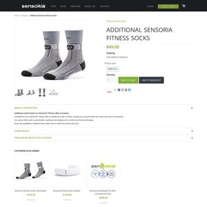 Smart Sock Product