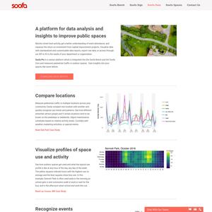 Soofa Data
