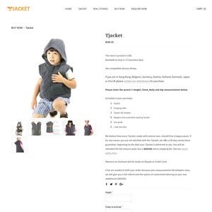 T.Jacket Product