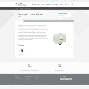 TankScan Product