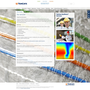 TenCate GeoDetect Services
