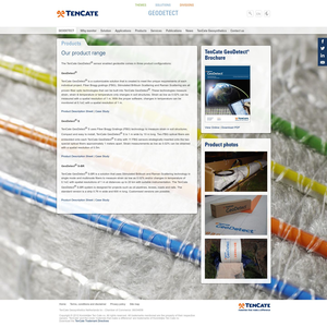 TenCate GeoDetect Product