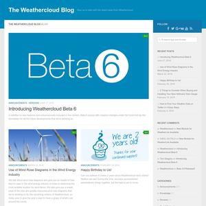 Weathercloud Social Network Blog