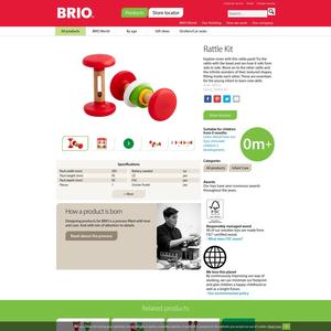 Brio Product