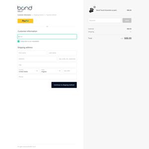 BOND - Couples Connectivity Bracelet Product