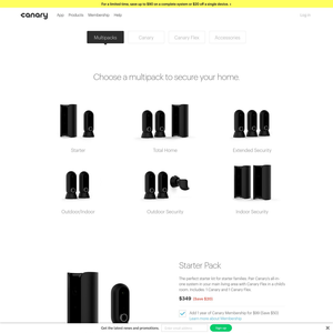 Canary Product
