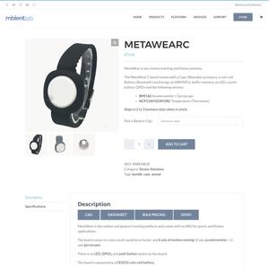 MetaWear Product