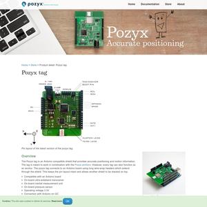 Pozyx Product