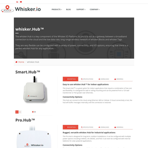 Whisker Product