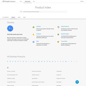 Google's Eddystone Products