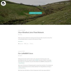 Citizen Flood Detection Network News