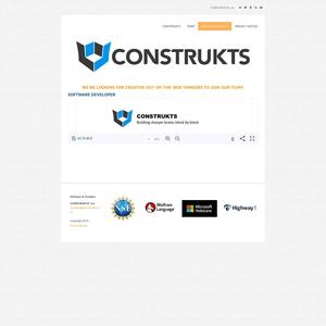 Construkts Jobs