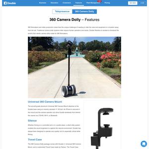 Telepresence Robots Product