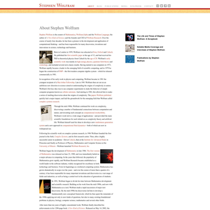 Wolfram and Thingful About