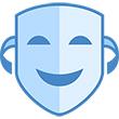 happy face icon