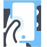 mobile application icon