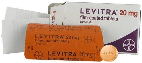 Levitra Blister - Erectile Dysfunction Pills