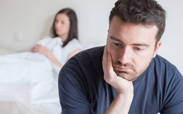 psychological impotence in young men
