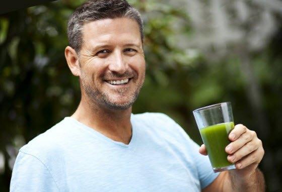 Fresh Juices For Men