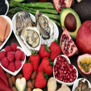 Aphrodisiac Foods for Men