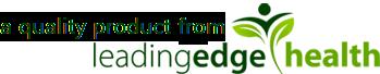 leading edge health logo