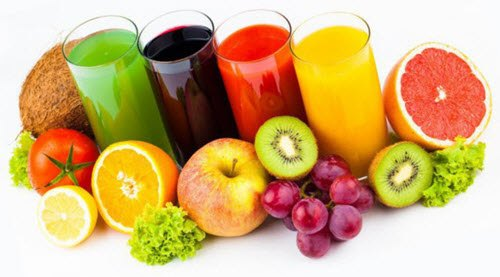 Fresh juices are useful for men's health