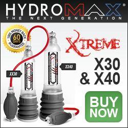 Bathmate Penis Pumps Hydroxtreme Series